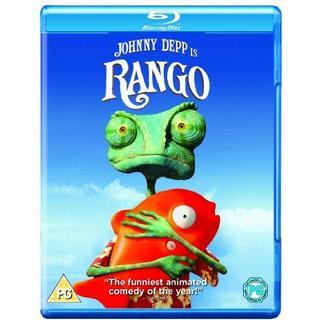 Rango [Blu-ray] [2011][Region Free]
